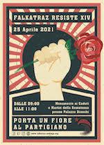 #FALKATRAZ RESISTE XIV EDIZIONE 25APRILE2021